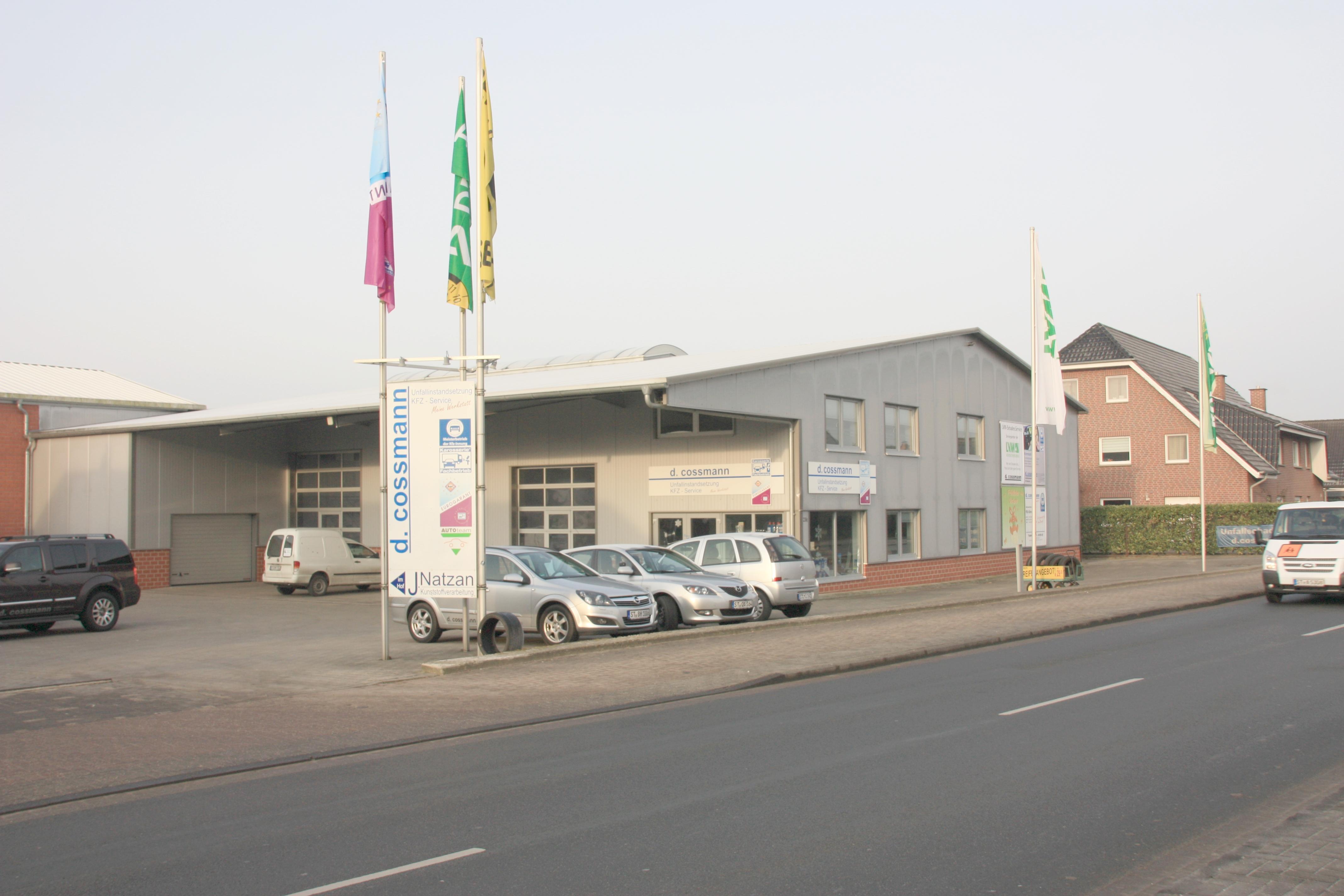 Firma d. cossmann in Lengerich