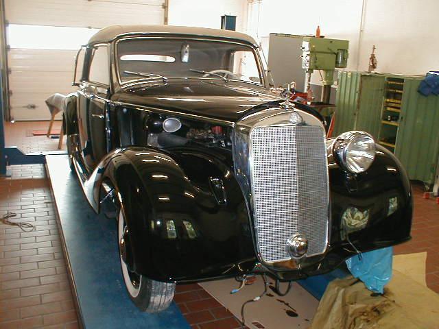 Oldtimer DB-170S
